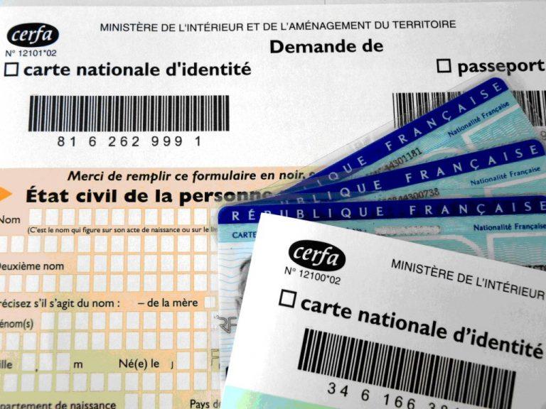 Information importante concernant la Carte Nationale d'Identité