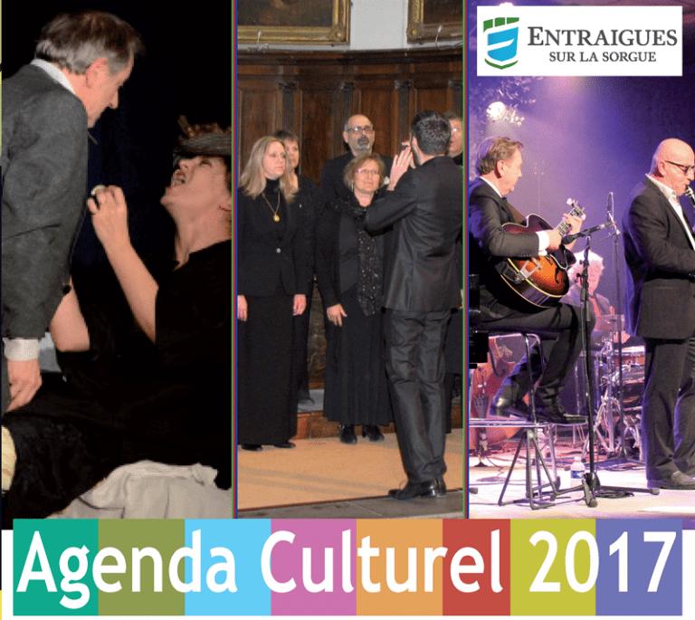 L'agenda culturel 2017 est disponible !