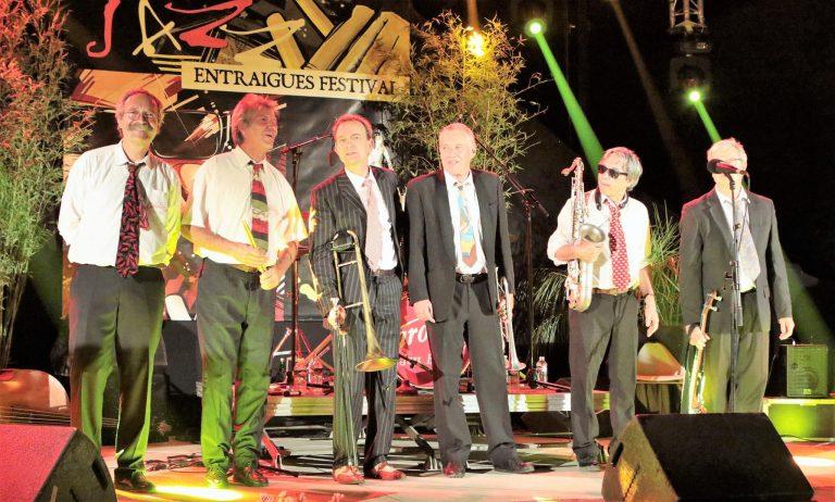 La 8ème édition du Jazz Entraigues Festival en images