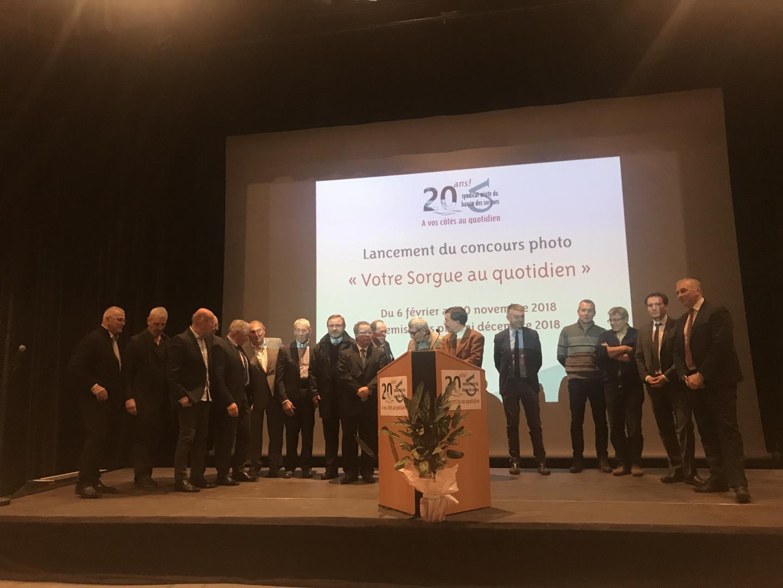 20 bougies pour le Syndicat Mixte du Bassin des Sorgues