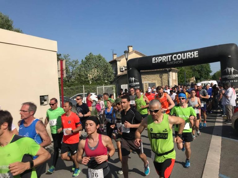 La course des Templiers en photos