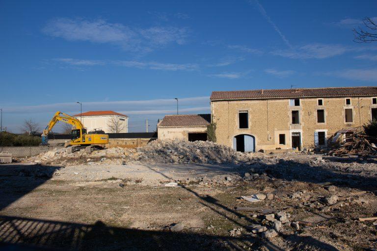 Les travaux de la future résidence intergénérationnelle ont débuté