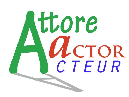 Attore Actor Acteur