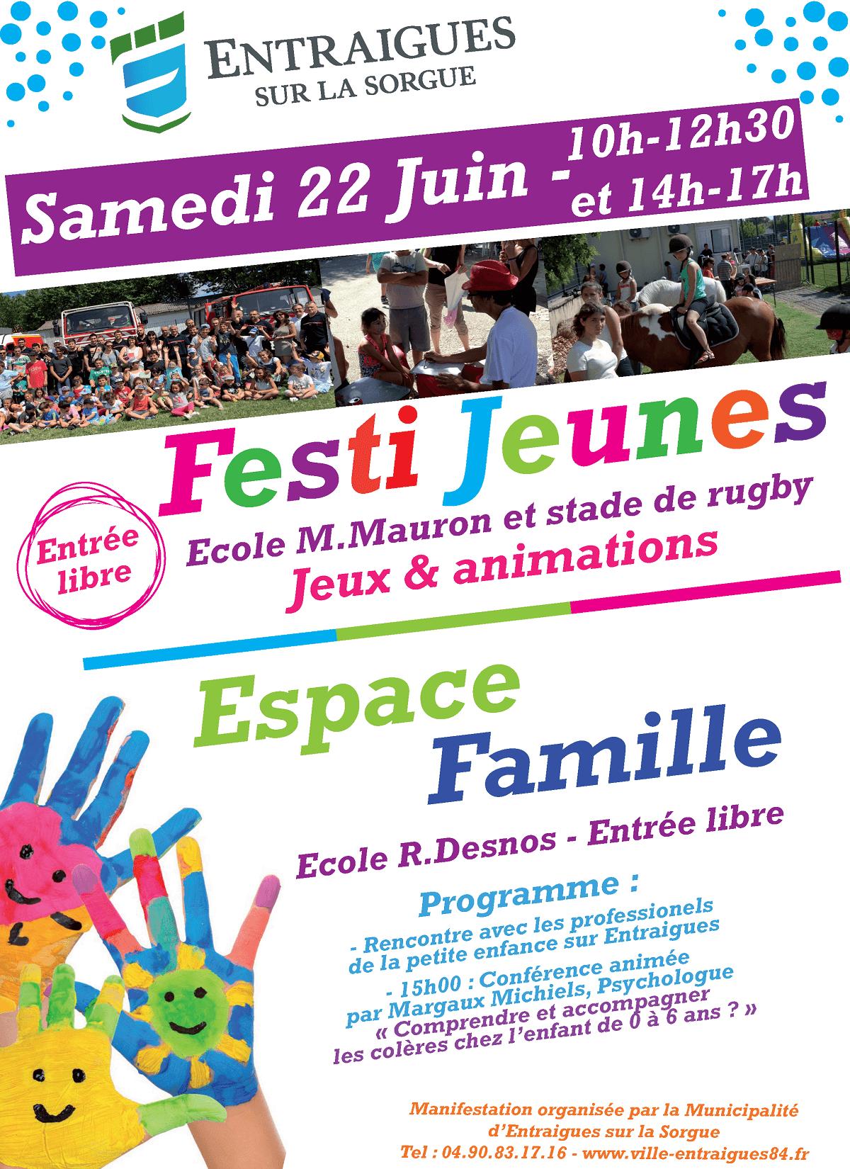 Affiche Festi-Jeunes