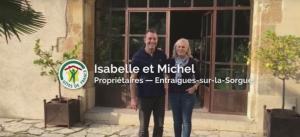 Gîtes de France : des entraiguois à l'honneur