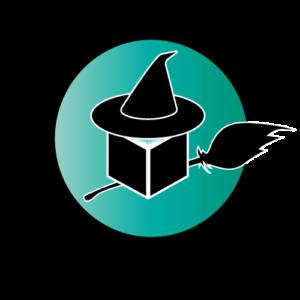 Logo abracadalire (créa R.Senechal)