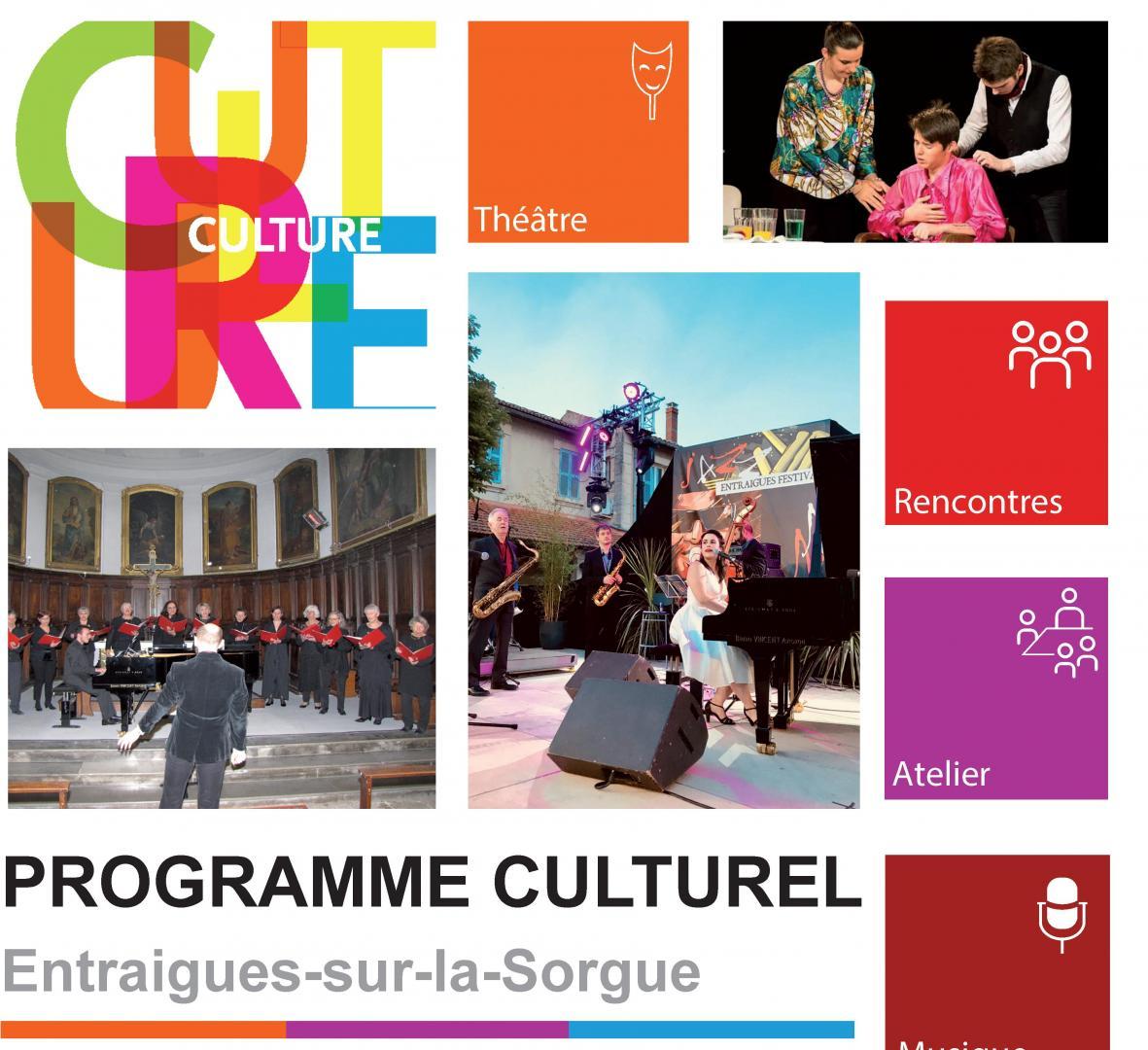 L'agenda culturel 2019 est disponible !