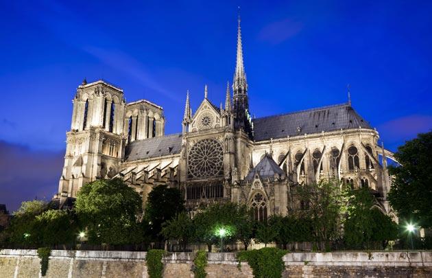Notre-Dame de Paris : une collecte nationale mise en place