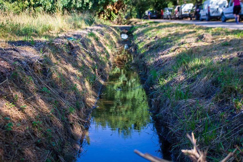 La campagne d'entretien des fossés d'écoulement et canaux a débuté