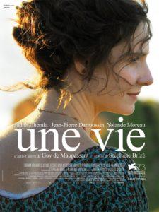 Affiche du Film Une vie