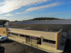 Le Centre Techniques municipal inauguré !