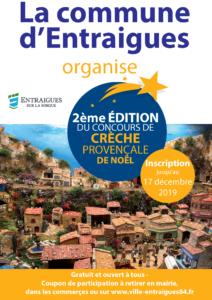 Deuxième édition du concours de crèches Provençales