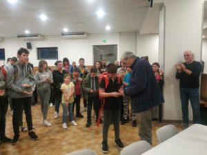 Une belle réussite pour le séjour au ski de l'Espace jeunesse