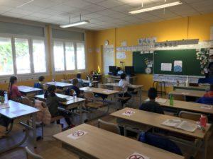 Fonctionnement des écoles à partir du lundi 22 juin 2020