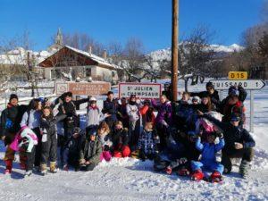 Séjour Ski février 2020