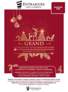 Concours des illuminations de Noël – Inscrivez-vous !