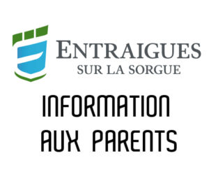 Couvre feu à 18h à partir du 10/01 : MESSAGE À L'ATTENTION DES PARENTS D'ÉLÈVES