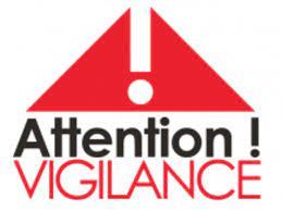 Cambriolage : soyez vigilants !