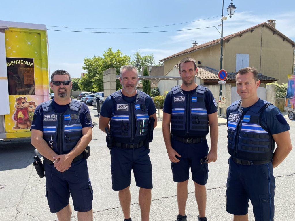 Police Municipale Mairie Entraigues sur la sorgue